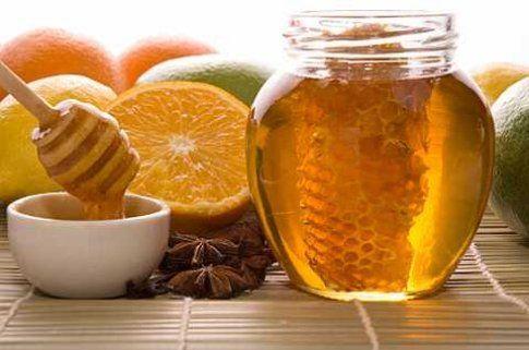 Il miele anche a colazione!