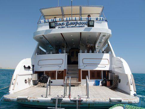 Esterno barca - Foto di Simone Carletti