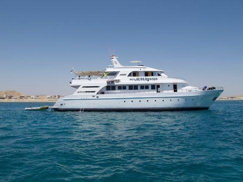 Barca Miss Nouran - Foto di Simone Carletti