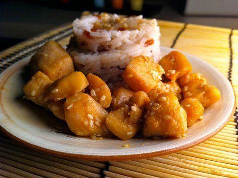 ricetta di marzia: tre risi allo zenzero