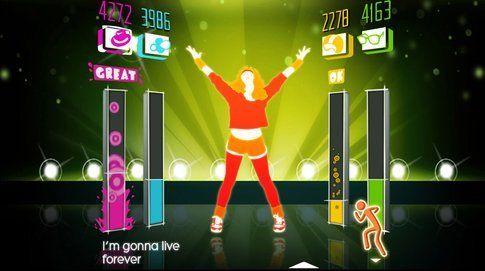 Just Dance, brucia le calorie di troppo!