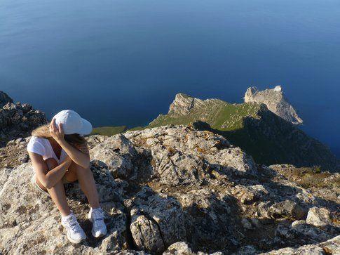 Monte Falcone Marettimo