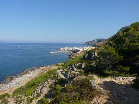 Panorama di Marettimo