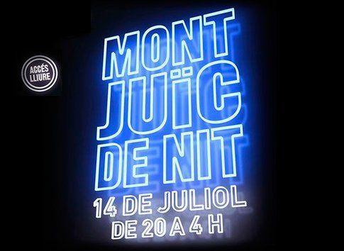 Montjuic De Nit