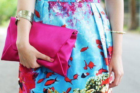 Il vestito acquario