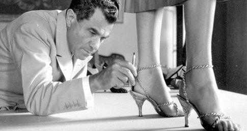 Marilyn Monroe sui tacchi che tanto amava