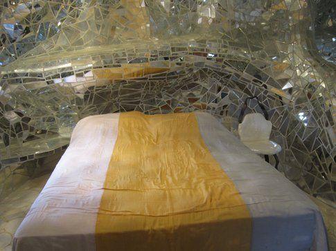 Il letto - Foto di Simona Forti