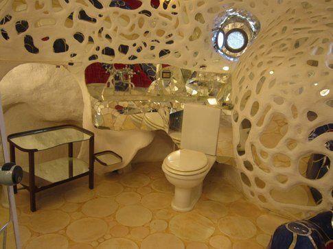 Il bagno - Foto di Simona Forti