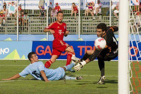 FC Bayern contro Trentino, chi avrà vinto?