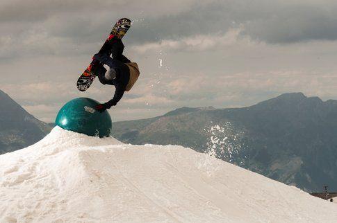 Dallo skate allo snow