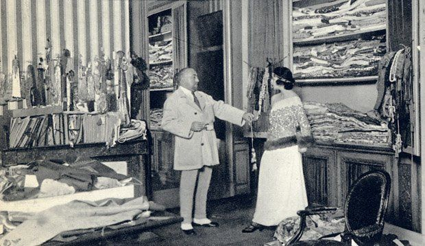 Paul Poiret: il primo imprenditore di se stesso