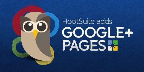 Gestisce le pagine Google+ con Hootsuite