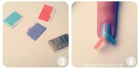 Secondo e terzo: i tocchi di colore