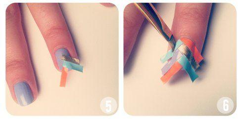 Quinto e sesto: applica gli stripes