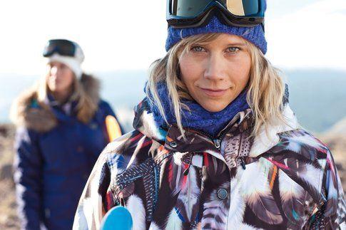 La norvegese Kjersti Buaas. Foto courtesy Roxy/Matt George