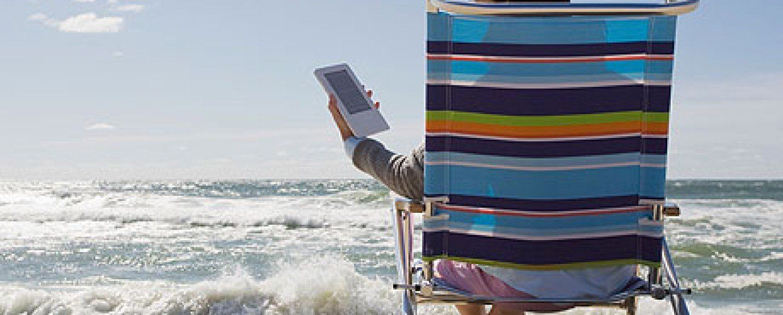 ebook in spiaggia - consigli di lettura