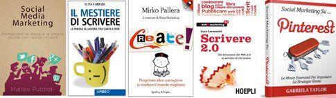 eBook: social, scrittura, creatività e Pinterest
