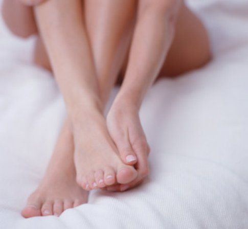Massaggia i piedi tutte le sere!