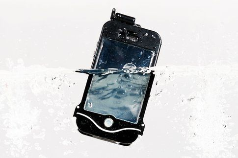 iPhone Scuba Suit by Photojojo