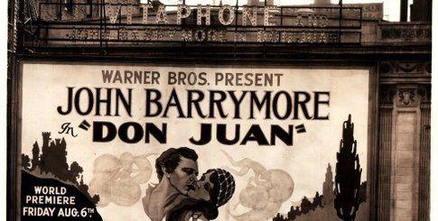 Don Juan, primo film con il sistema sonoro Vitaphone