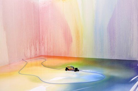 Liquid Rainbow di Edwin Deen