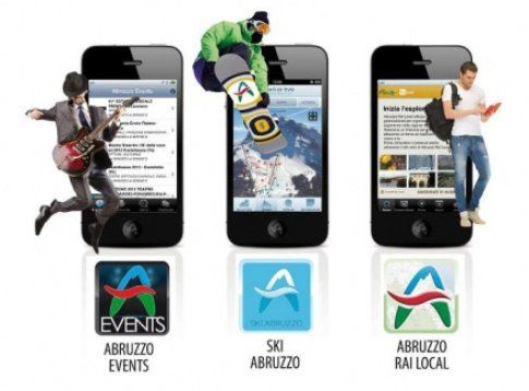 Visita l'Abruzzo, scoprendo luoghi ed eventi con una Applicazione