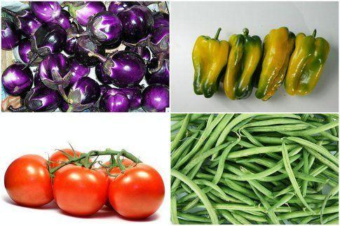verdura di agosto