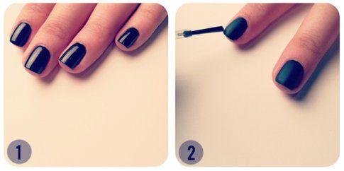 Primo e secondo step: applica i colori!