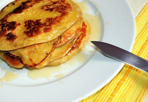 pancake al miele
