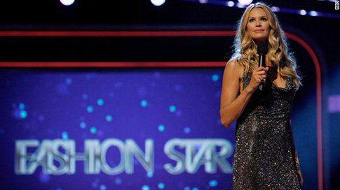 "Elle Macpherson conduce ""Fashion Star"""