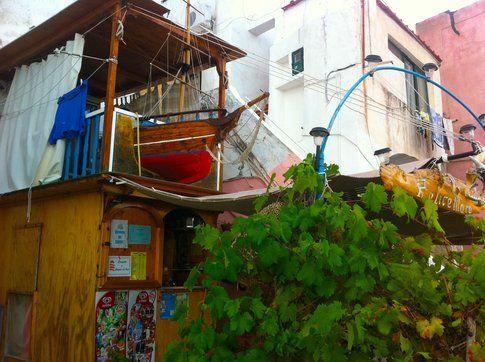 La Felice Mare, una graziosissimo bar di Marina Coricella
