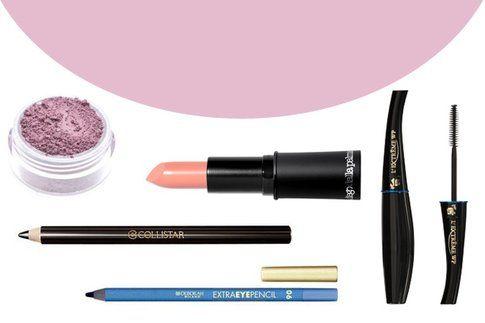 Make up in cinque mosse: l'eleganza del malva