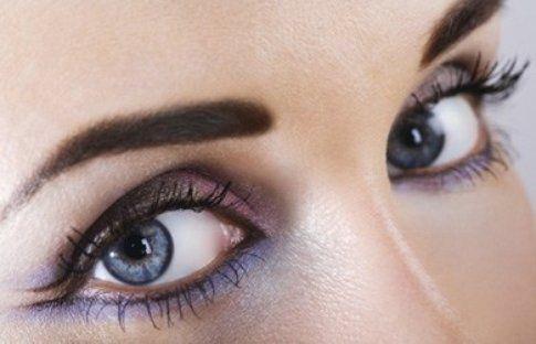 Occhi malva