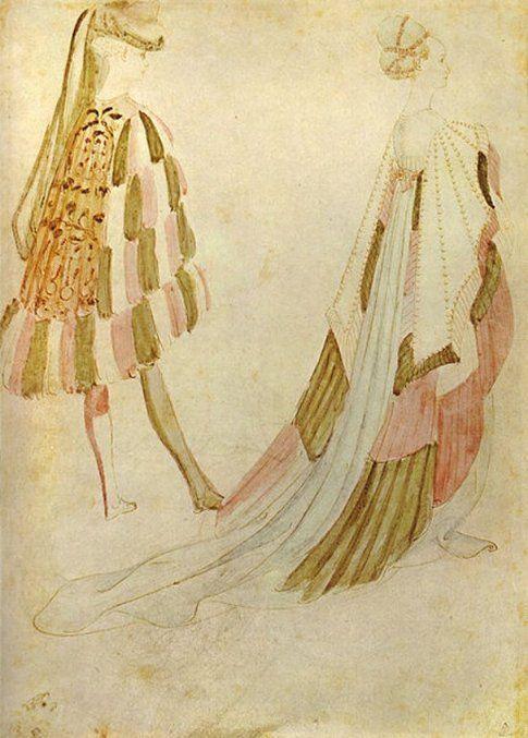 mantello Pisanello