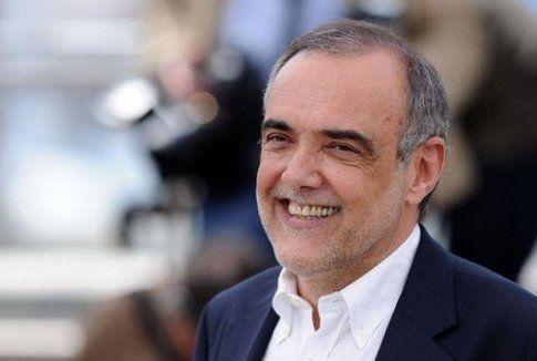 Il neo-direttore del Festival di Venezia Alberto Barbera