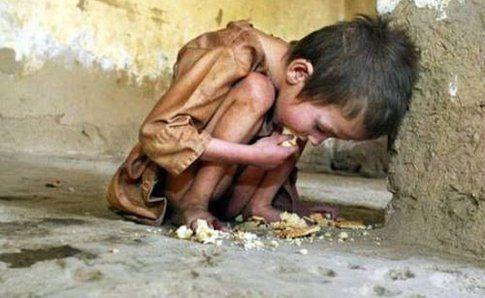 Il mostro della fame cronica