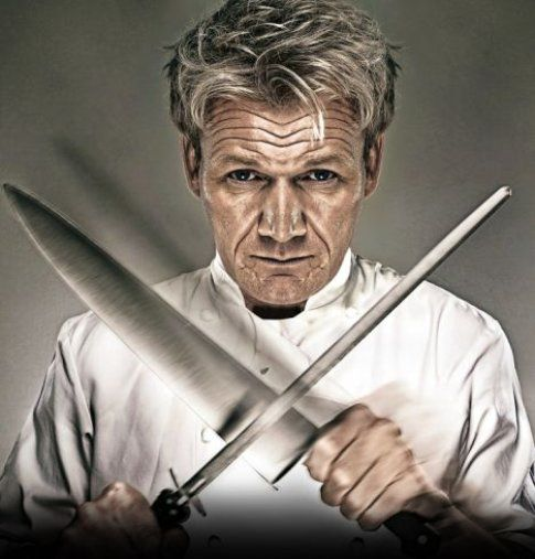 Gordon Ramsey - Hell's Kitchen