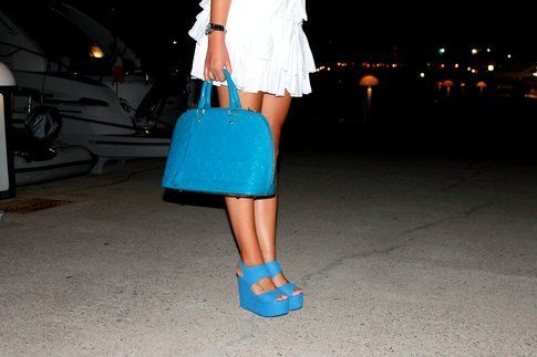 L'outfit di The diamond style