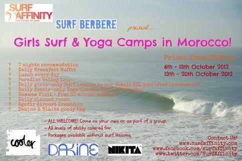 Affinity Camp in Marocco dal 16 al 20 ottobre