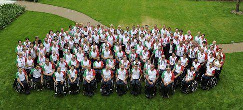 La Nazionale Paralimpica