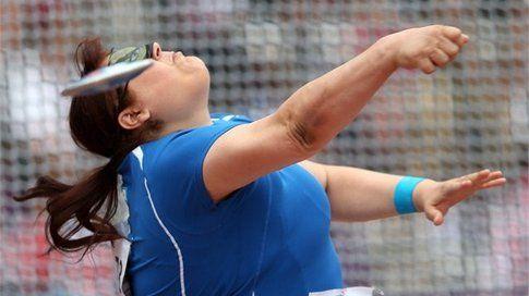 Assunta Legnante. Foto di london2012.com
