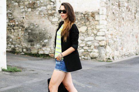Il mio outfit con le sneakers con la zeppa