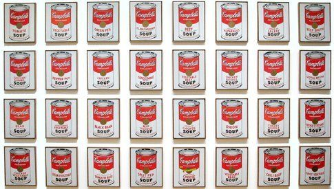 Campbell's Soup - Warhol Limited Edition Cans