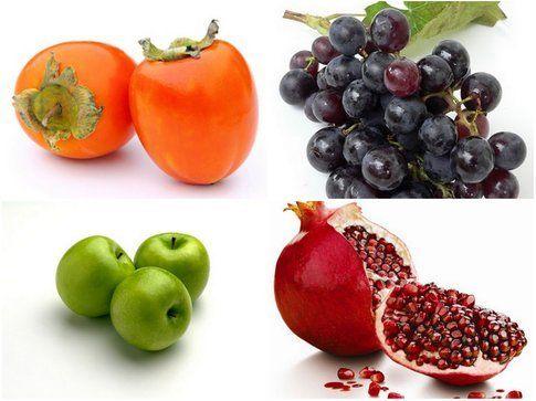 quattro frutti di stagione