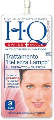 """Trattamento """"bellezza lampo"""" - HQ cosmetici"""