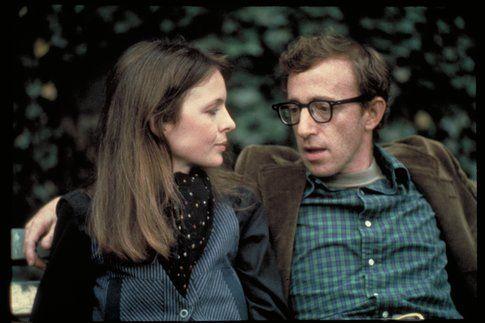 "Immagine dal documentario ""Woody"""