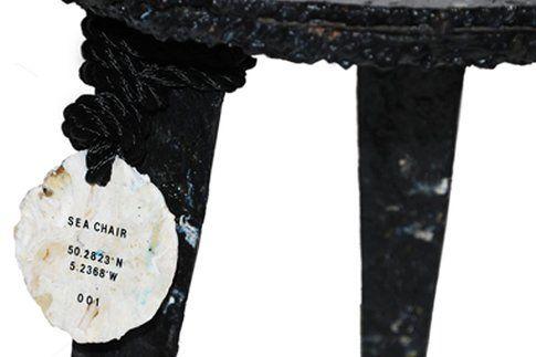 Sea Chair 001: Porthtowan