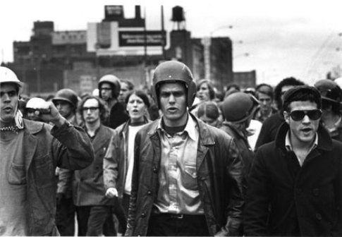 La famosa manifestazione Day of Rage