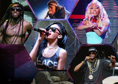 performers MTV VMA 2012
