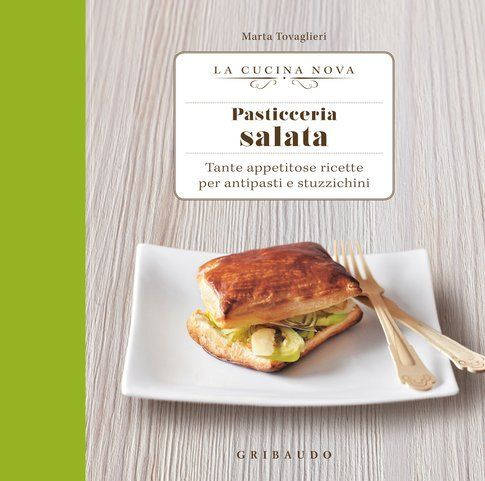 "copertina del libro ""Pasticceria Salata"""